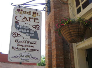 Mud Street Cafe Eureka Springs AR