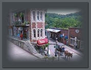 Carriage Ride Eureka Springs Arkansas